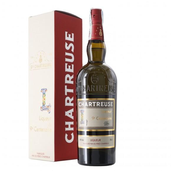 liqueur du 9 centenaire 70 cl chartreuse - enoteca pirovano
