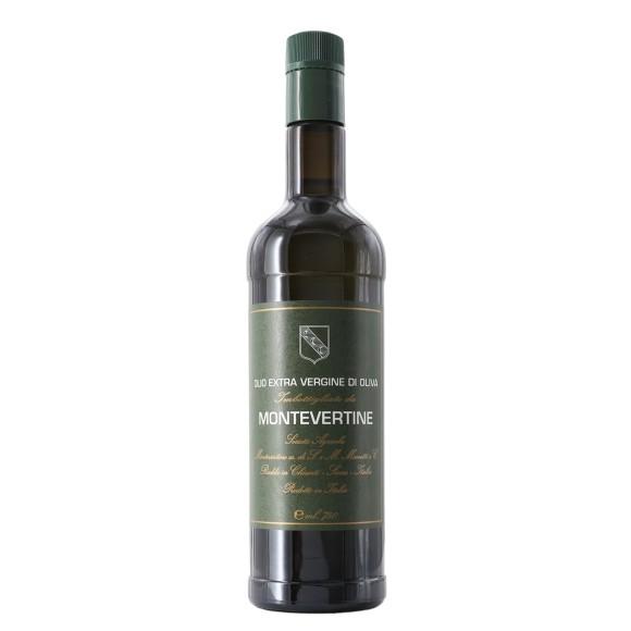 olio extravergine di oliva italiano 75 cl montevertine - enoteca pirovano