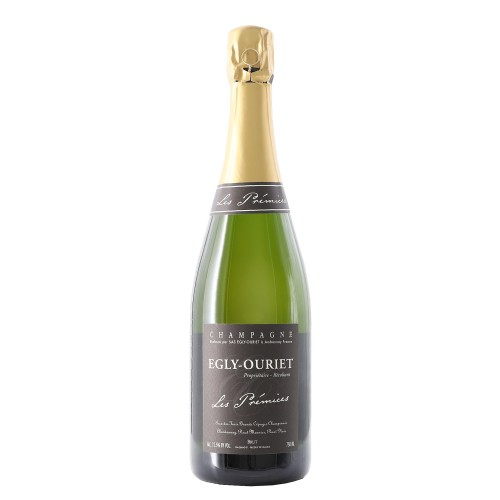 """champagne brut les premices"""" 75 cl egly ouriet - enoteca pirovano"""