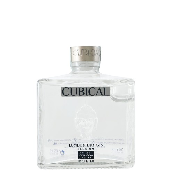 gin london dry premium cubical 70 cl williams & humbert - enoteca pirovano
