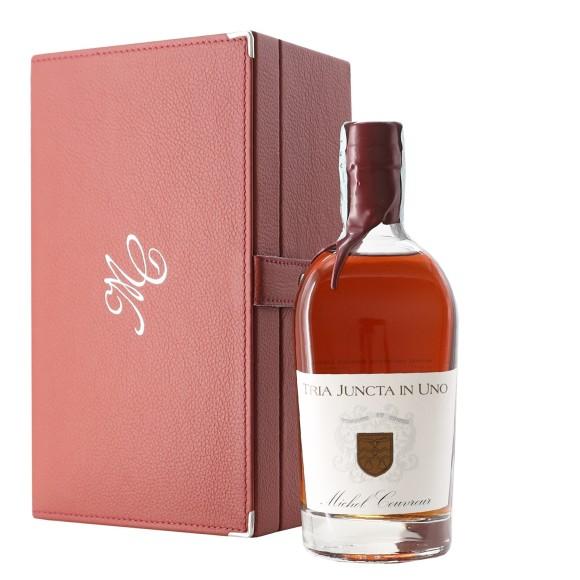whisky single malt 30 y.o. tria juncta in uno 50 cl michel couvreur - enoteca pirovano