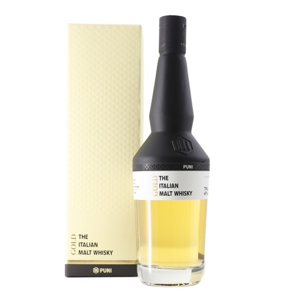 whisky italian malt gold 70 cl puni distilleria - enoteca pirovano