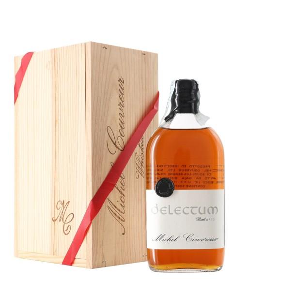whisky single malt delectum 50 cl michel couvreur - enoteca pirovano