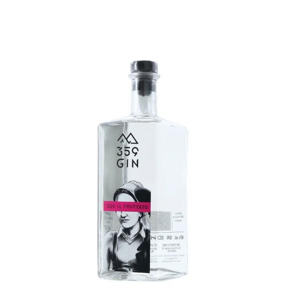 gin il fruttato 50 cl 359 spirits - enoteca pirovano