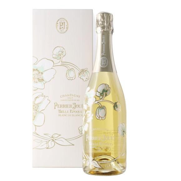 champagne brut blanc de blancs belle epoque 2006 75 cl perrier - jouet - enoteca pirovano
