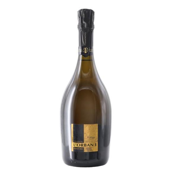 champagne brut cuvée l'orbane 75 cl francis orban - enoteca pirovano