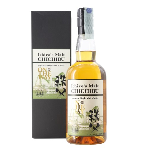 whisky single malt on the way 2019 70 cl chichibu - enoteca pirovano