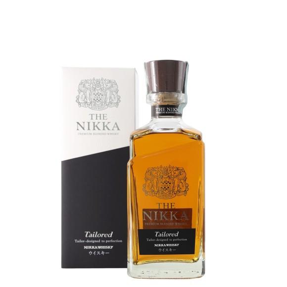 whisky premium blended tailored 70 cl nikka - enoteca pirovano