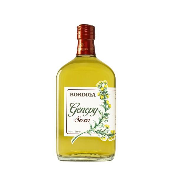 genepy secco 70 cl bordiga - enoteca pirovano
