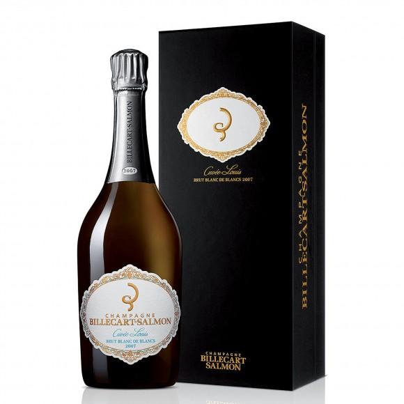 champagne brut blanc de blancs cuvee louis salmon 2007 75 cl billecart salmon - enoteca pirovano