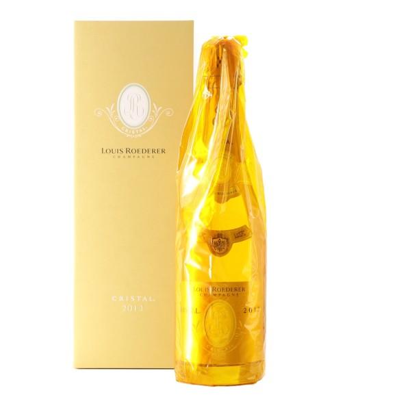 champagne cristal 2013 cofanetto 75 cl louis roederer - enoteca pirovano