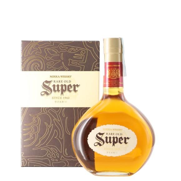 whisky super nikka rare old 43% 70 cl nikka - enoteca pirovano