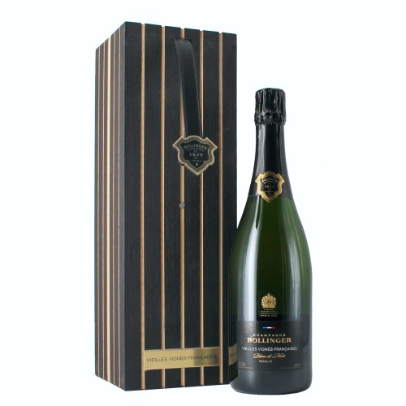 champagne bollinger vielles vignes 2009 75 cl bollinger - enoteca pirovano