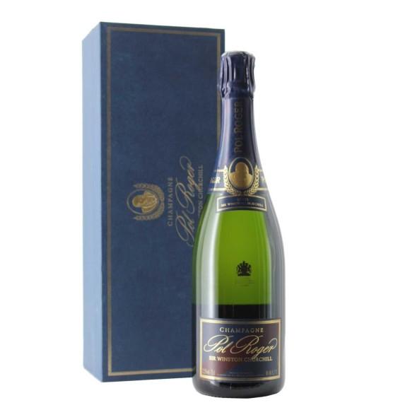 champagne brut cuvee sir winston churchill 2012 75 cl pol roger - enoteca pirovano
