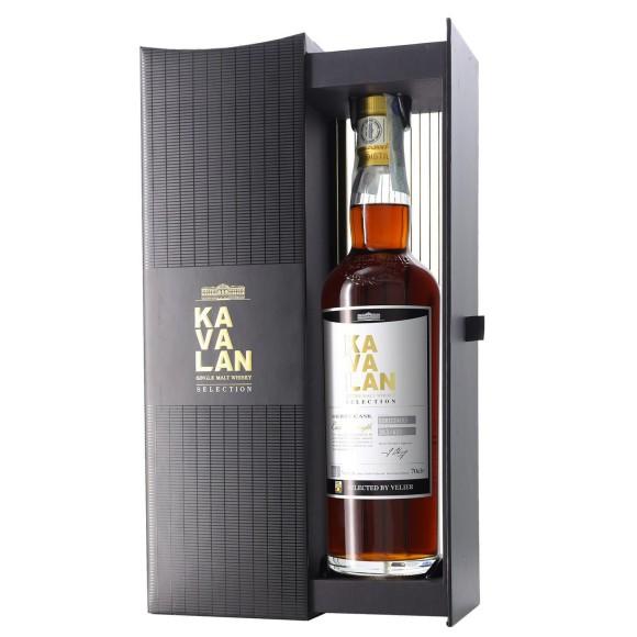 whisky single malt sherry cask selection 70 cl kavalan - enoteca pirovano