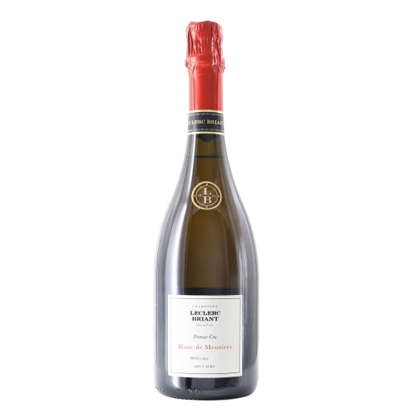champagne brut zero blanc de meuniers premier cru 2015 75 cl leclerc briant - enoteca pirovano