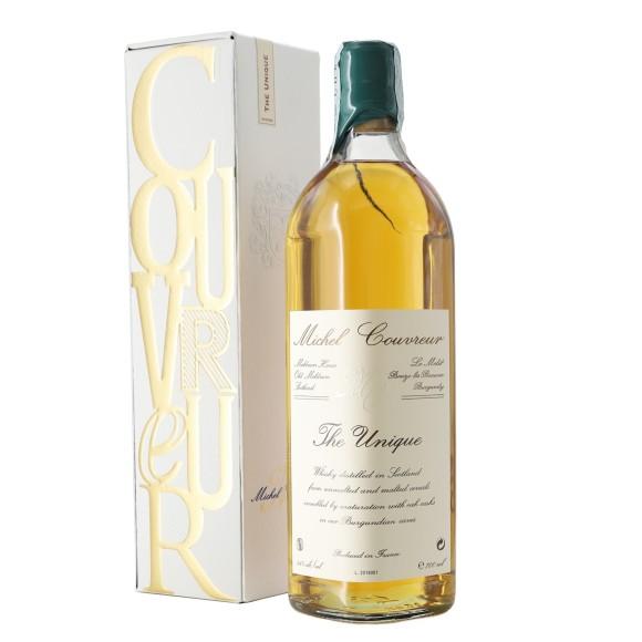 whisky the unique 44% 70 cl michel couvreur - enoteca pirovano