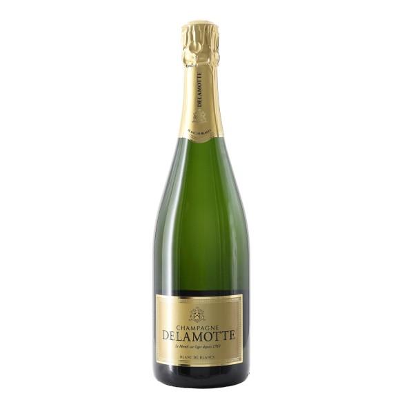 champagne brut blanc de blancs 2012 75 cl delamotte - enoteca pirovano