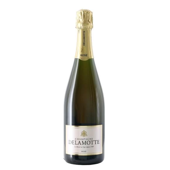 champagne rosé 75 cl delamotte - enoteca pirovano