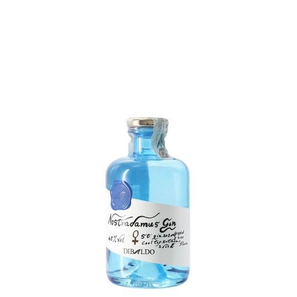 gin nostradamus 50 cl dibaldo - enoteca pirovano