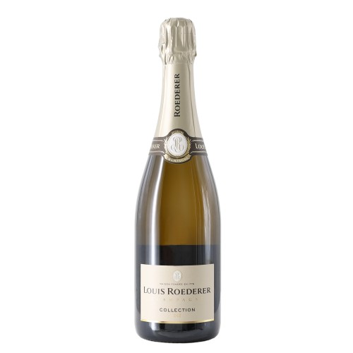 champagne brut collection 242 75 cl louis roederer - enoteca pirovano