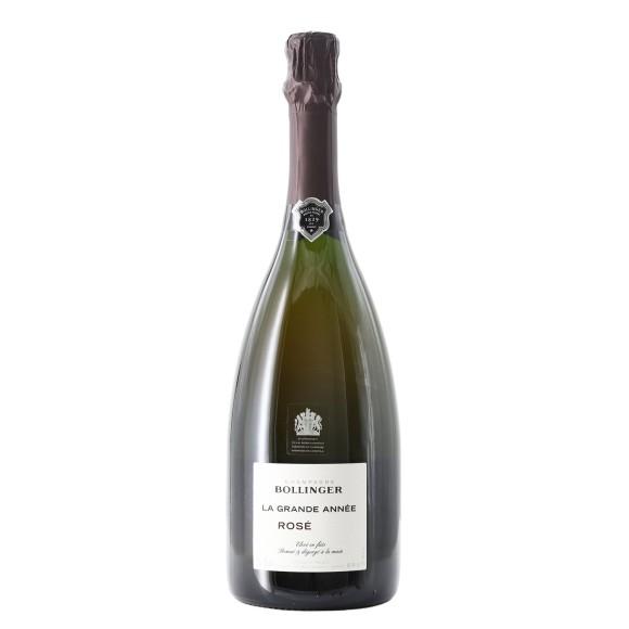 champagne la grande anneè rosè 2012 75 cl bollinger